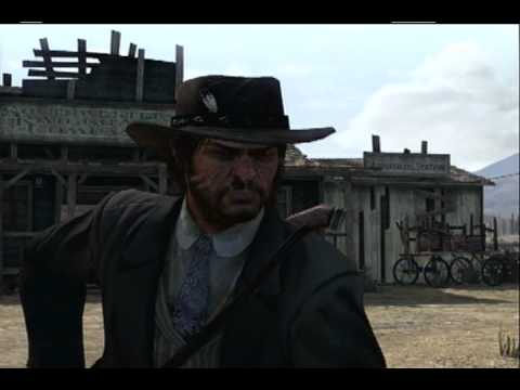 Red Dead Redemption: How to Duel!