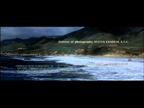 The Sandpiper (1965) opening credits and music