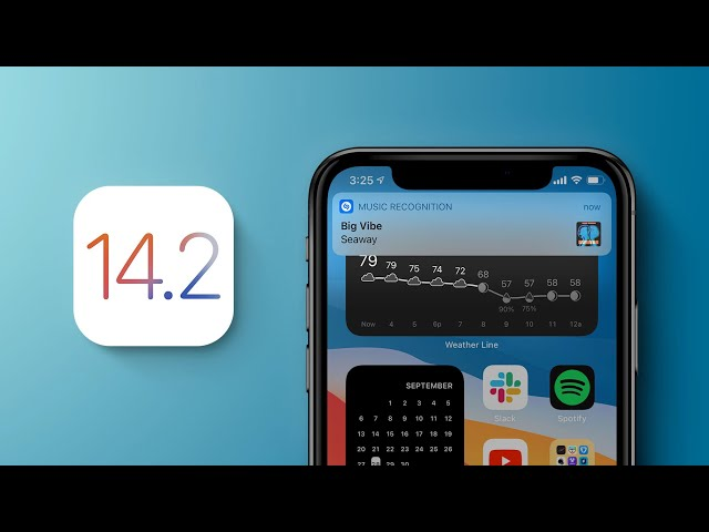 iOS 14.2 Top Features: Music Recognition, Redesigned Now Playing, & More!