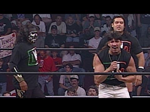 Eddie Guerrero forms the Latino World Order: Nitro, October