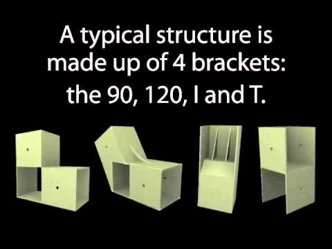 How To Build An E Z Frame Structure Youtube