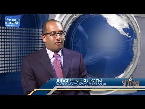 Judge Sunil Kulkarni On Indian Americans Making It To The Bench