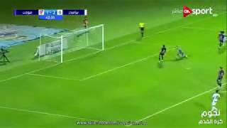 اهداف مباراة الاهرام وبتروجيت 3 - 3 الدوري المصري