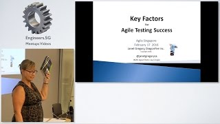 Agile Testing Success - Key Factors - Agile Singapore