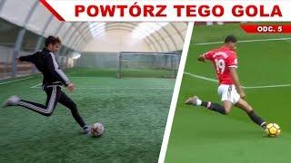 POWTÓRZ GOLA | Rekonstrukcje bramek - Oparus vs Jajus 3 | GDfootball