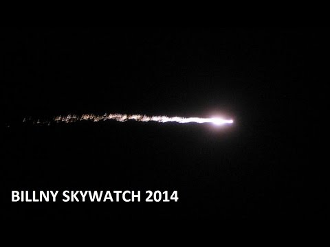 Live Sky Watch March 12th 2015