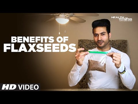 Flaxseeds (अलसी)Most powerful seeds on the planet