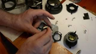 NIKONSERVIS nikon 70-300 ремонт стабілізатора зображення