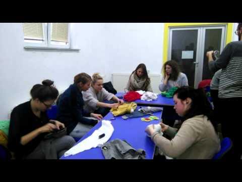 Creative Art Youth Exchange (Bitola, Macedonia)