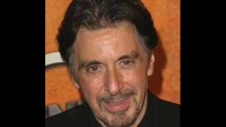 Al Pacino calls a Religious Publication