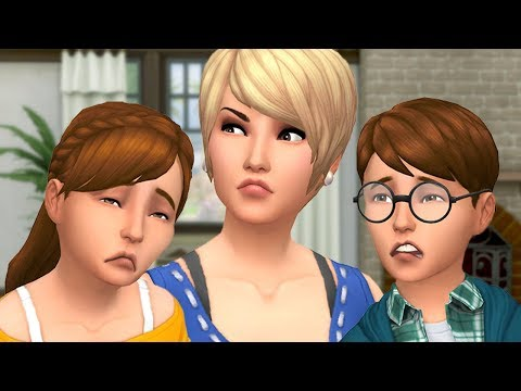 UNLOVED TWINS // The Sims 4: Create A Sim + Story thumbnail