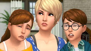 UNLOVED TWINS // The Sims 4: Create A Sim + Story