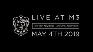 M3 Rock Festival LA Guns May 4, 2019