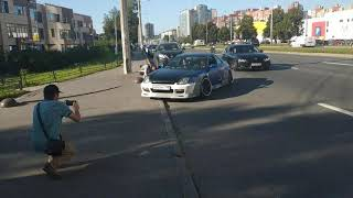 Stance Gay , Honda Prelude H22A
