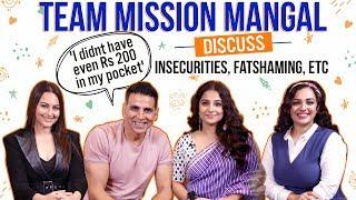 Akshay Kumar, Vidya Balan, Sonakshi Sinha, Nithya Menen's HILARIOUS banter | Mission Mangal