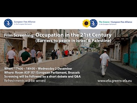 Trailer - Occupation in the 21st century
