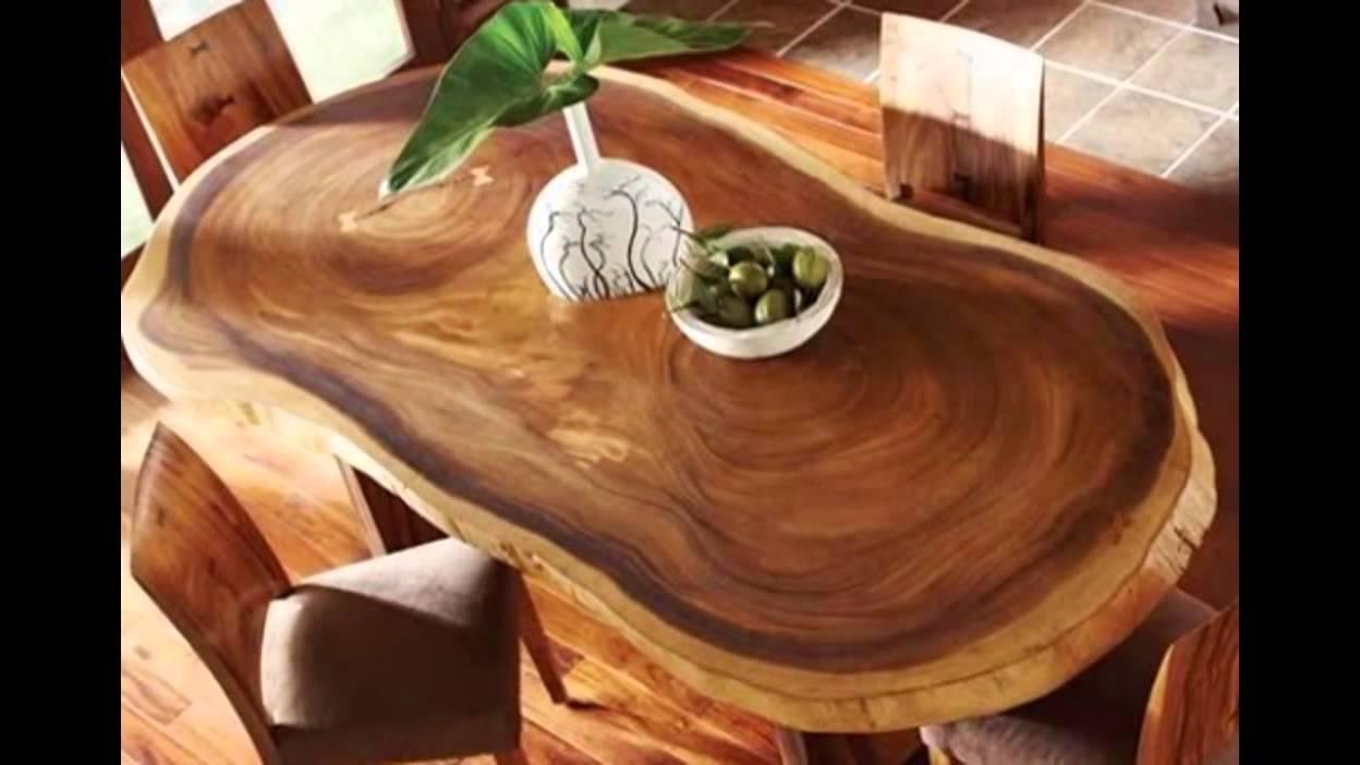 Moderne hölzerne Designer Möbel -- die Philips Kollektion - YouTube