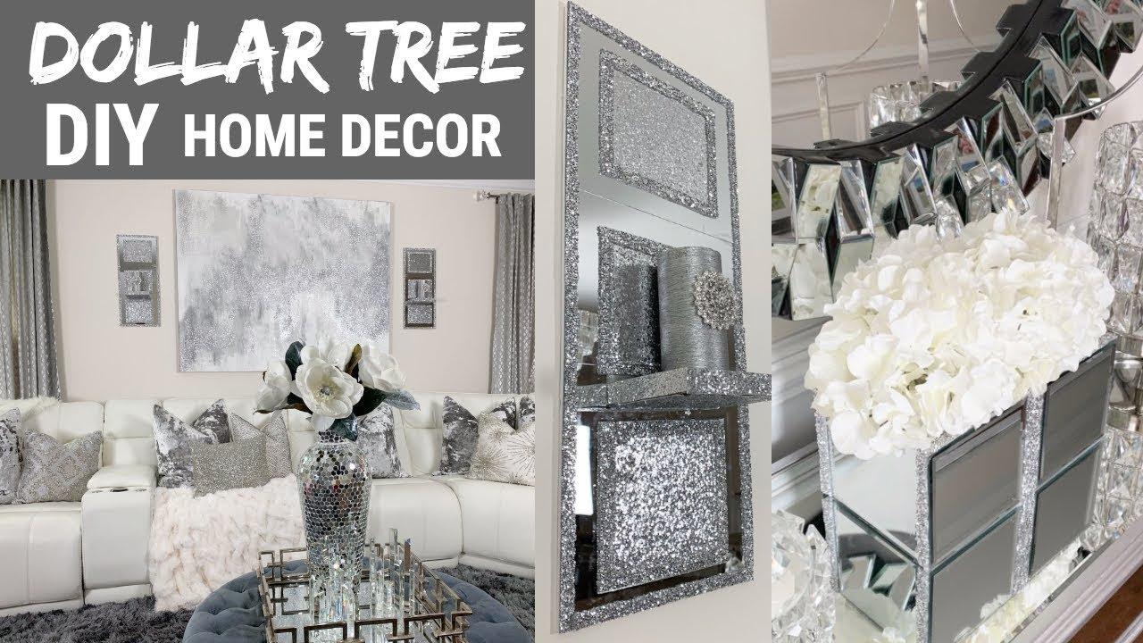 Diy Home Decor Ideas Dollar Tree Diy Mirror Wall Decor