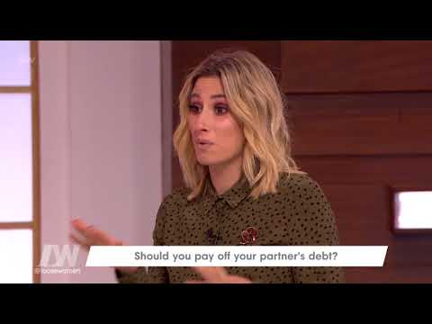 Stacey Would Not Pay Off Joe's Debts | Loose Women
