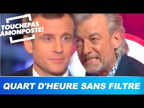 Emmanuel Macron au JT de TF1 : le quart d'heure sans filtre !