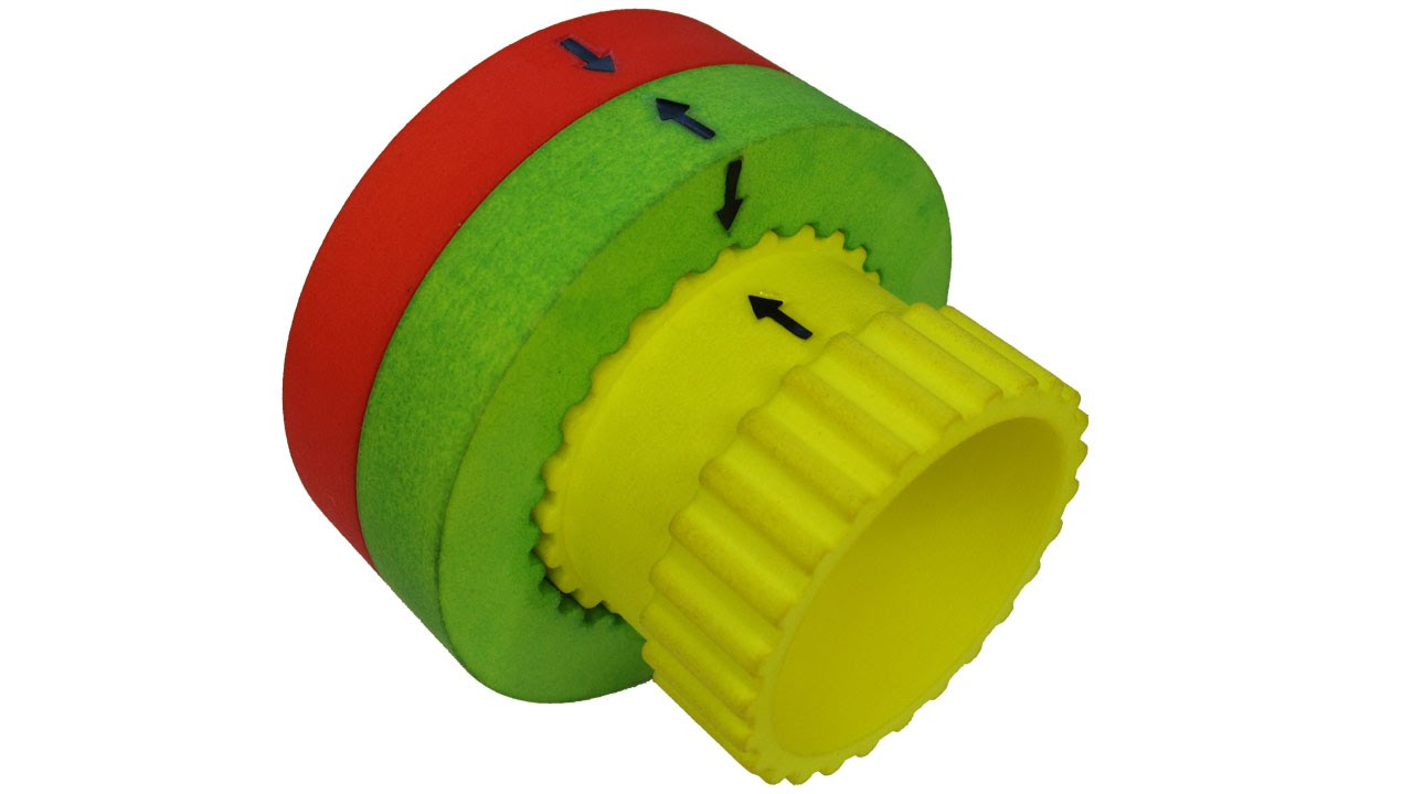 Gears Used In Toys : Grinder gears youtube
