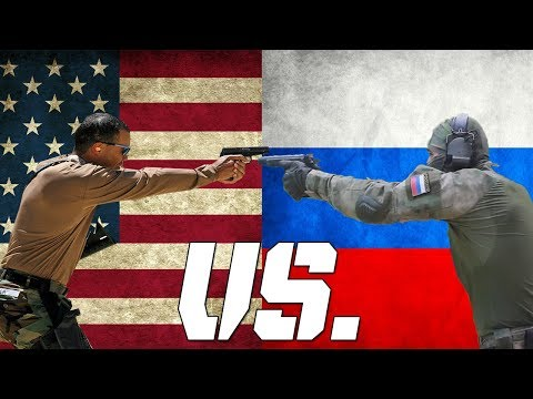 Navy Seals (EUA) x Spetsnaz (Rus) - Comparação