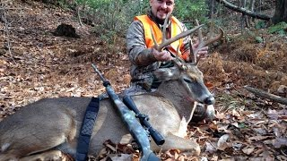 Adam's North Carolina Public Land Buck - 2014