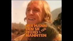 Der Mann, den sie Pferd nannten - 2. Teil (USA 1976) Teaser Trailer deutsch - german VHS