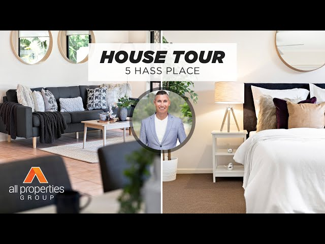 5 Hass Place Heritage Park | House Tour | Chris Gilmour