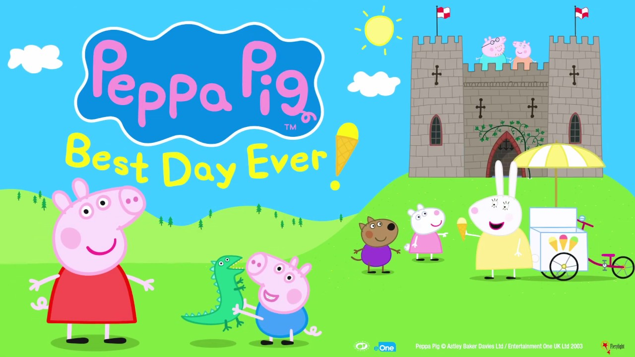 Peppa Pig - Best Day Ever trailer