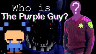 """Who is the Purple guy?"" 