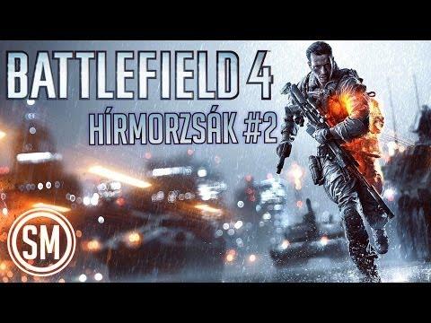 Battlefield 4 | Hírmorzsák #2 (HUN)