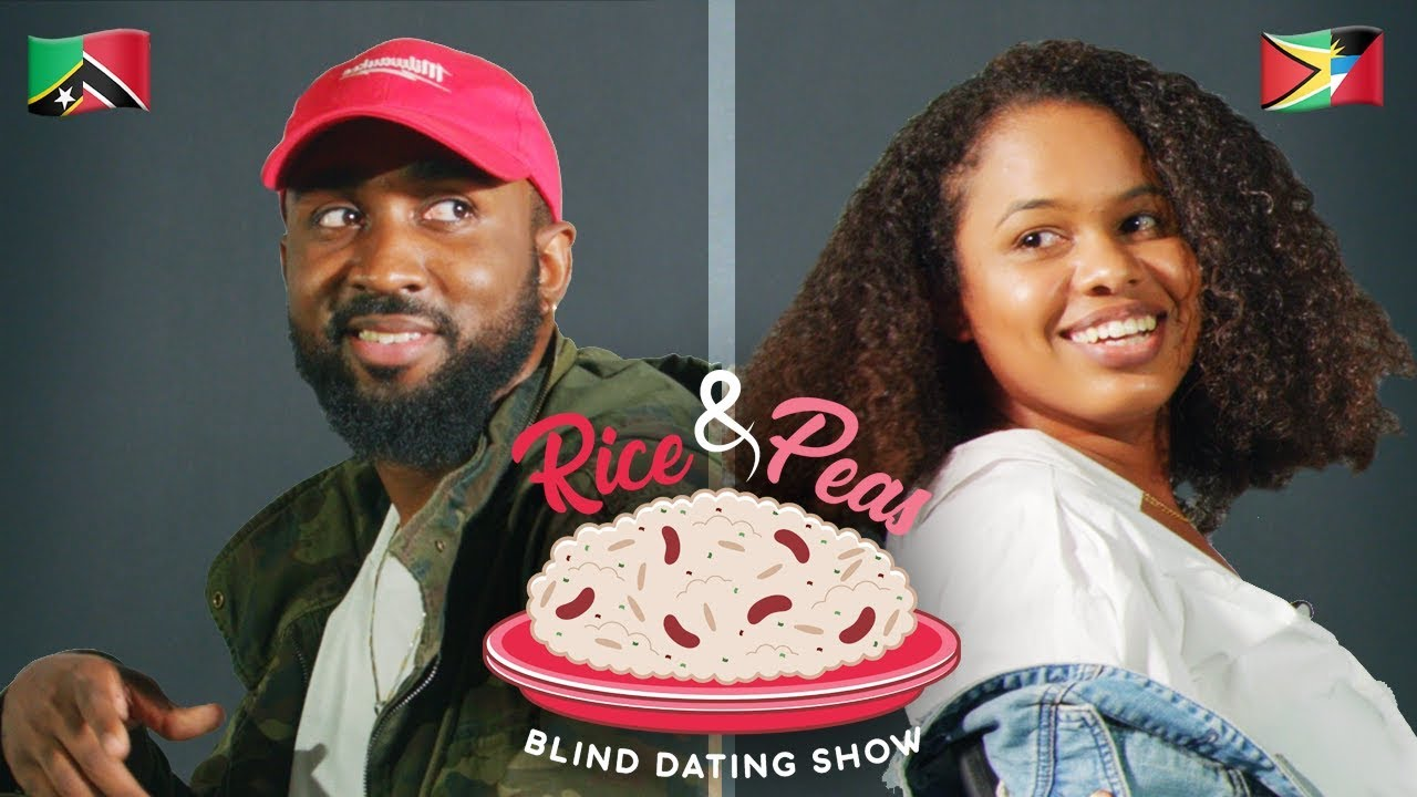 Blind dating show
