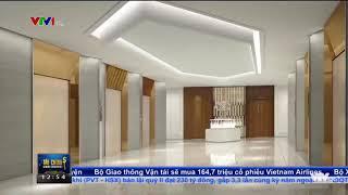 Swisstouches Laluna Resort Nha Trang   Bản tin tài chính kinh doanh VTV1 1
