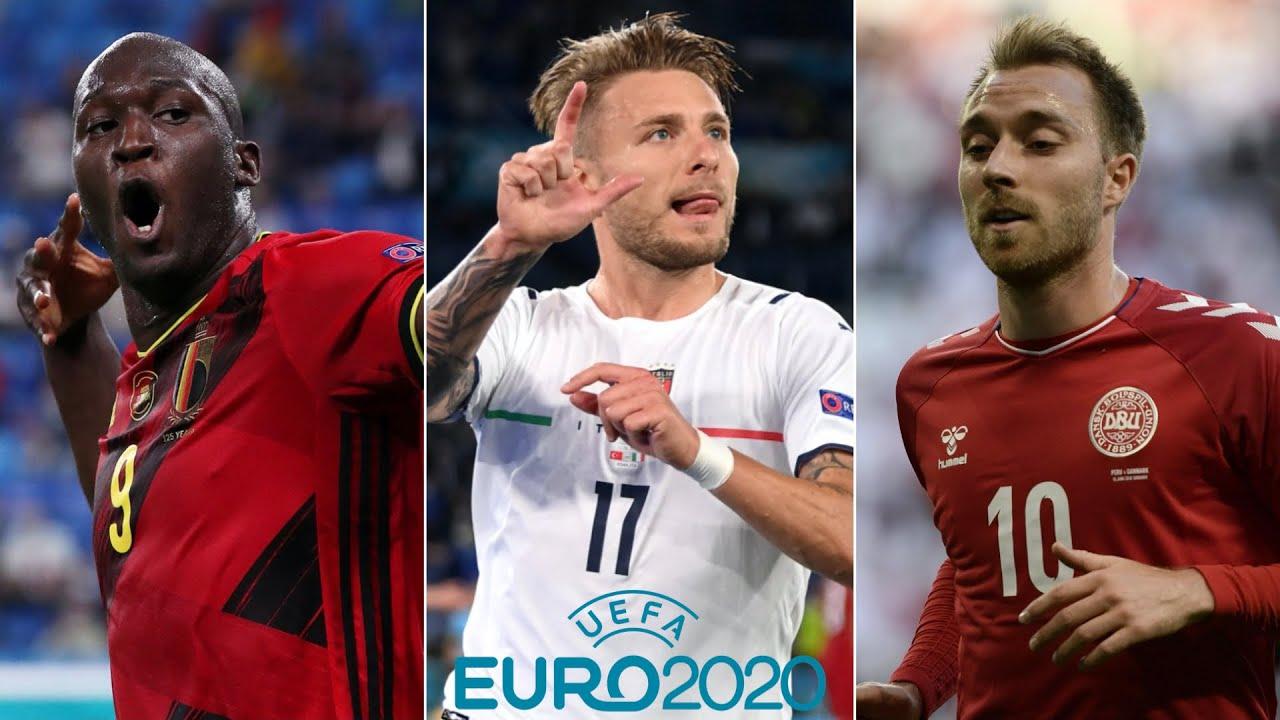 EURO 2020 ROUND-UP: Italy & Belgium impress, heroic Christian Eriksen & Denmark