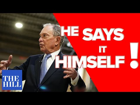 NEWLY UNEARTHED VIDEO: Bloomberg lays out why he can't win