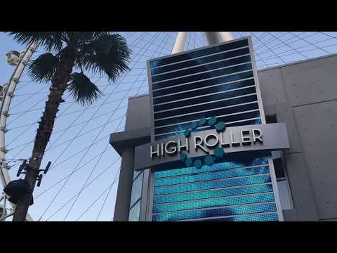 Las Vegas Vlog 2017 | The High Roller
