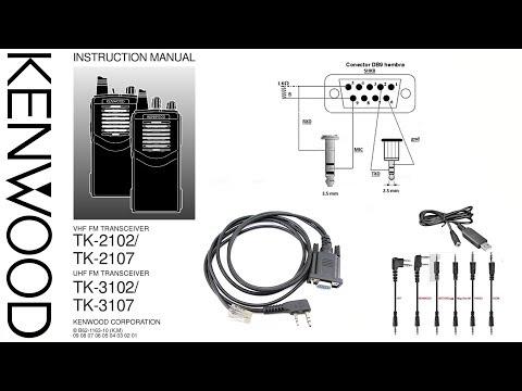 Como Descargar E Instalar Software De Radios Kenwood KPG 55D