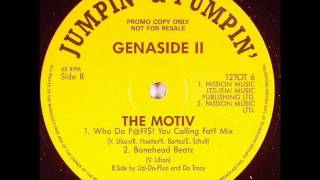 Genaside II - The Motiv