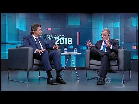 Cenários 2018: Entrevista exclusiva com Fernando Haddad