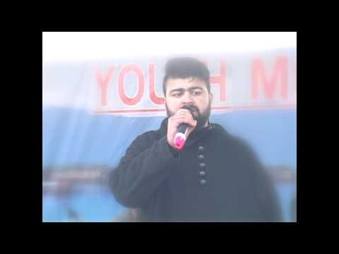 kashmiri song wafadar moji  singer zubair khan