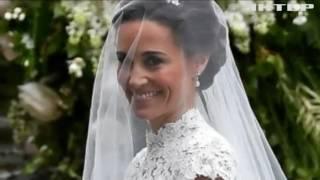Свадьба года в Великобритании: под венец пошла Пиппа Миддлтон