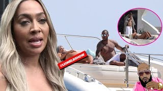 Carmelo Anthony Makes Wife La La Anthony POP OFF After Yacht CHEATING PICS Hit INTERNET!