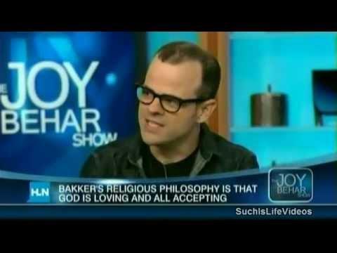 Joy Behar - Jay Bakker On Homosexuality, Religion & Politics