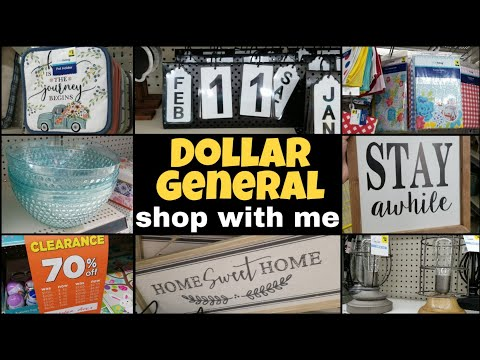 Dollar General New Items April 2020 • Shop With Me