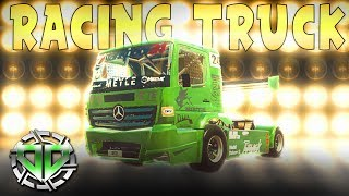 Mercedes Actros Racing Truck : Car Mechanic Simulator 2018 Gameplay : PC Lets Play
