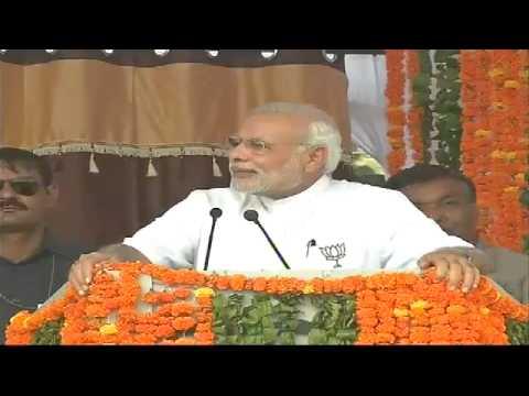 PM Modi's public address at Karnal, Haryana