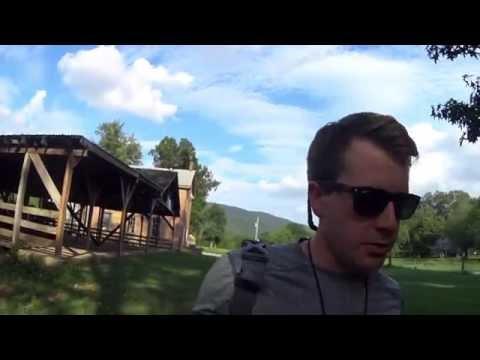 Kayak Camping & Exploring Abandoned Places- Ketner's Mill