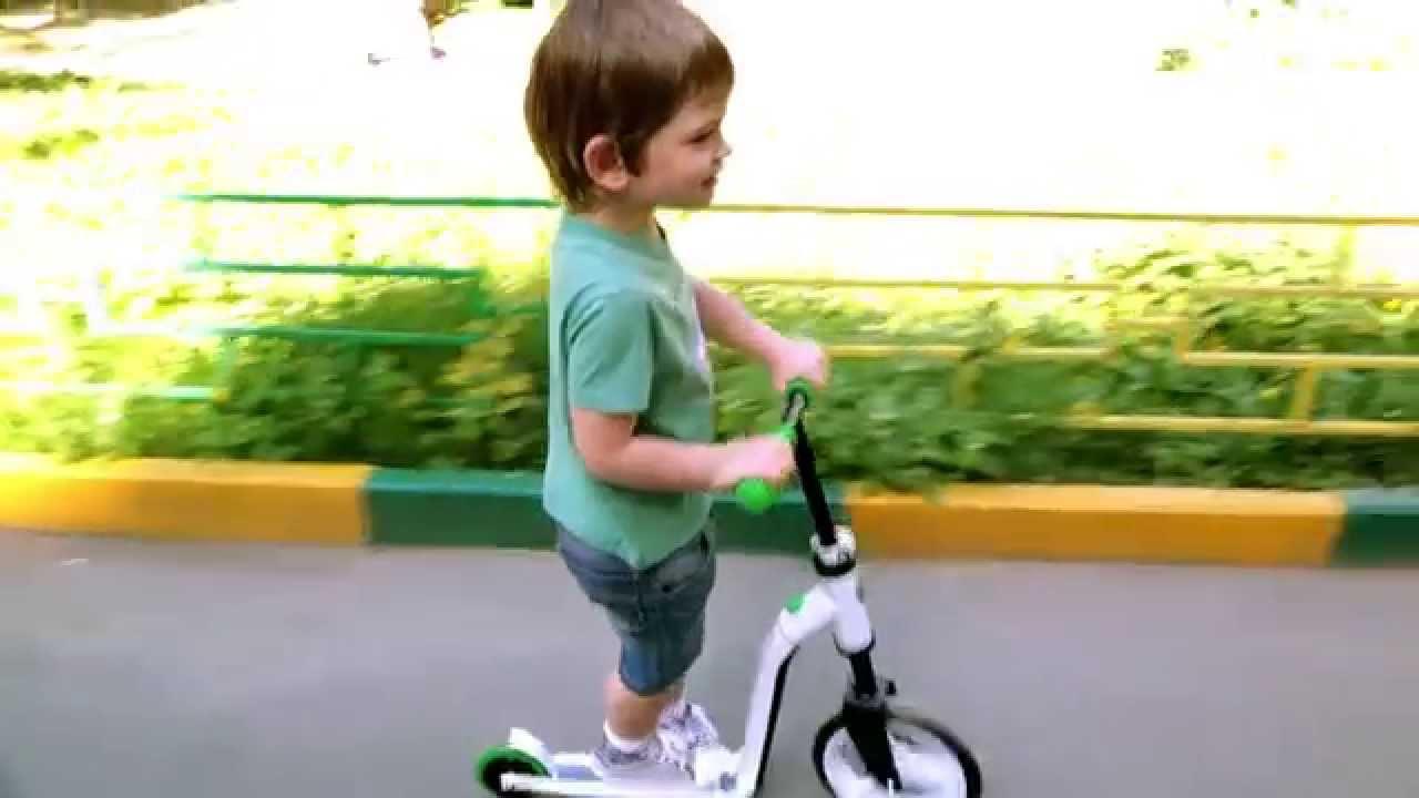 Самокат-беговел трансформер Scoot&Ride Highway Freak 2016 new