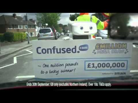 confused.com advert